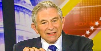 Paul Wolfowitz Uses Nazi Analogy To Rile Up U.S. Anger At Putin