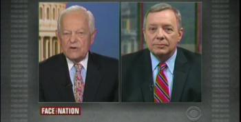 Durbin: Romney 'Suffering From Political Amnesia'