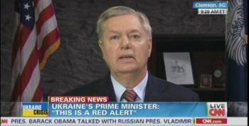 Graham: Nobody In The World Should Legitimize Using Troops To Invade A Country