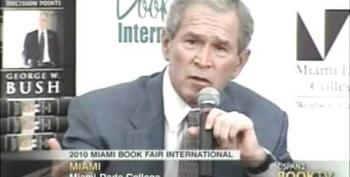 George W. Bush Saw Putin's Soul While Conservatives Said Nothing