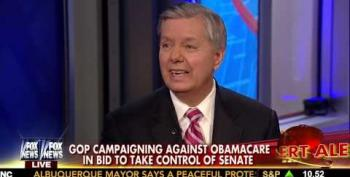 Fox News Host To Lindsey Graham: Why No GOP Health Plan Yet?