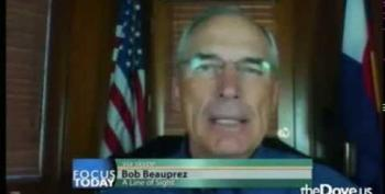 CO Gubernatorial Candidate Contemplated 'Civil War' Against Obama Administration
