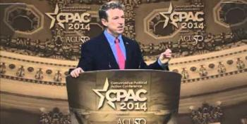 Rand Paul Continues Neanderthal Attacks On Bill Clinton