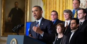 President Obama Signs Order To Expand Overtime Pay