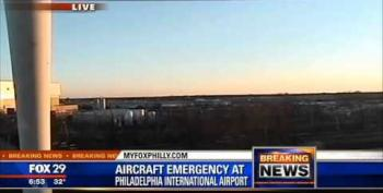 After Aborted Takeoff; Philadelphia U.S. Airways Flight Evacuated