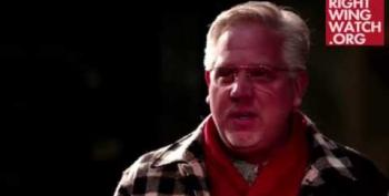 Glenn Beck  Says America Is An 'Unhinged' And 'Insane Society'