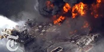 Twenty Five Years Of Suckitude: Anniversary Of The Exxon Valdez Spill