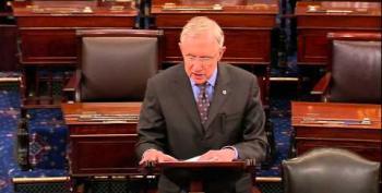 Reid: GOP Senators Addicted To Koch