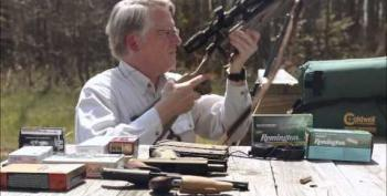 """AL Candidate Shoots Obamacare, Says """"Let's Do Some Real Damage"""""""