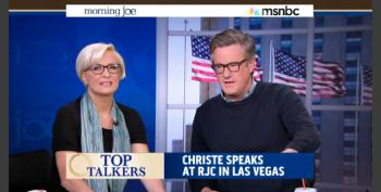 Joe Scarborough: GOP Donors Think Chris Christie Is Toast For 2016