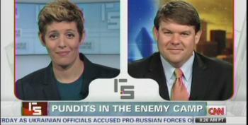 "Ben Ferguson Whines MSNBC ""Mean-Spirited"" To Conservatives"