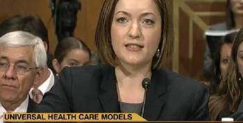 Canadian Health Official Schools Arrogant U.S. Senator On Single Payer
