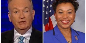 Rep. Barbara Lee Responds To Bill O'Reilly's 'Race Hustler' Attack