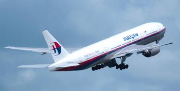 Hannity: Missing Malaysian Jet Obama's Fault, Just Because