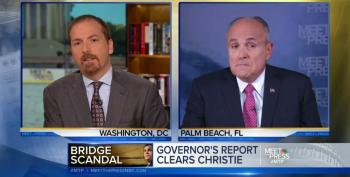 Rudy Giuliani: Gov. Christie's Internal Report Doesn't 'Vindicate' Him From Bridgegate Scandal