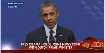 Obama: Mitt Romney Is Still Wrong On Russia