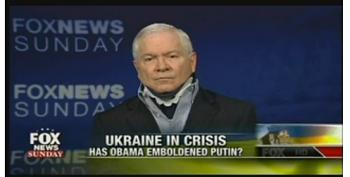 Robert Gates Explains There Was Nothing America Could Do To Prevent Putin
