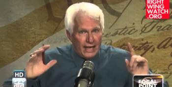 Bryan Fischer: God Hasn't Struck Down Bill Maher Because He's Giving Him A Chance To Repent