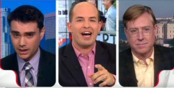 Ben Shapiro And Thomas Frank Take On Question Of Media Bias, Hilarity Ensues