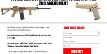 Paul Broun Giving Away AR-15 To One Lucky Supporter!