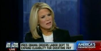 Fox News Host Worries Overtime Changes Will Stifle Workaholism
