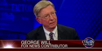 George Will Compares Rep. Barbara Lee To McCarthy For Calling Out Ryan's Racist Dogwhistle