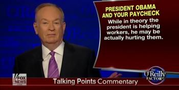 O'Reilly: Obama 'May Be Hurting Workers' By Increasing Overtime Pay