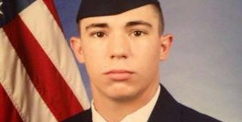 Alabama Police Shot Unarmed Airman In The Stomach After Minor Traffic Accident (Video)