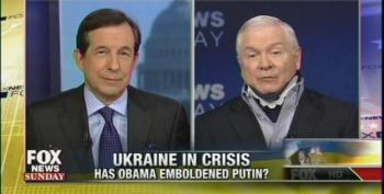 Chris Wallace Upset President Obama Took A Day Off To Play Golf
