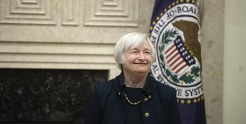 Janet Yellen: Fed Determined To Push Employment
