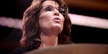 Sarah Palin Calls Ryan Budget 'A Joke'