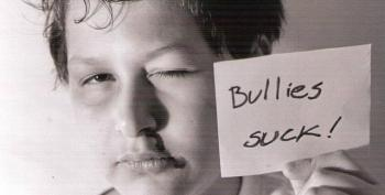 Bullied Student Records Bullies, Gets Threatened With Felony Charges For Violating Wiretapping Law