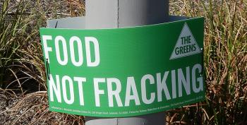 New Study Confirms Likely Link Between Fracking And Earthquakes