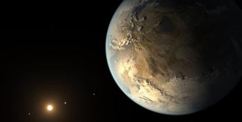 NASA's Kepler Mission Finds An Earth-Size Planet