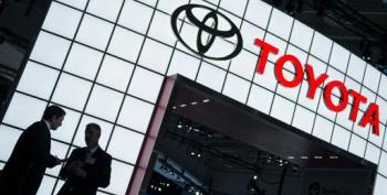 Toyota To Recall 6.39 Million Vehicles Worldwide