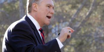 NC Pastor, US Senate Candidate Mark Harris On The Record About Church And State