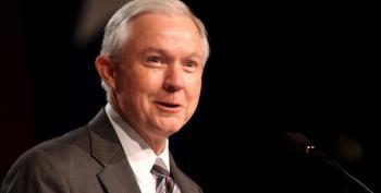 Sen. Jeff Sessions Goes Full John Bircher