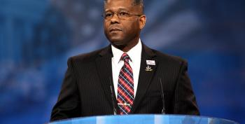 Former Rep. Allen West's Book Filled With Fake Founding Father Quotes
