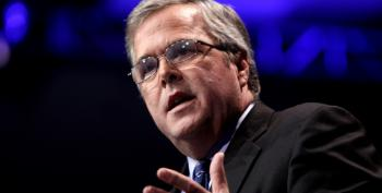 Jeb Finally Admits: I'm 'Thinking About' Running For President