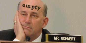 Fox News, Glenn Beck Rush To Louie Gohmert's Defense