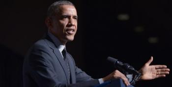 Obama Warns Republicans Suppressing Right To Vote