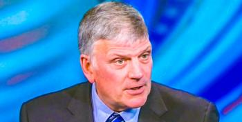 Franklin Graham: The Anti-gay Crackdown Is Putin Doing 'What's Right For Russia'