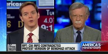 Fox News Promotes Already Discredited 'Benghazi Talking Points' Conspiracy Theory
