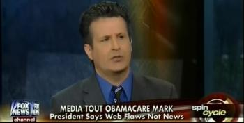 On Fox, One Lefty Stands His Ground