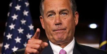 Boehner Smacks Around Tea Party Colleagues Over Immigration Reform