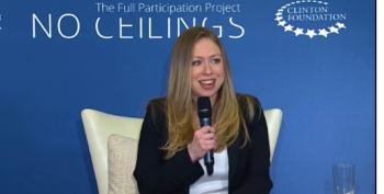 Will Chelsea Clinton's Pregnancy Become Another Right Wing Conspiracy? UPDATED