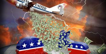 Right Wing Noise Machine Explodes Over IRS Doing Its Job