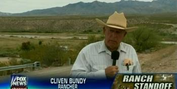 Hannity Tosses Gasoline On Nevada Militiaman's 'Range War'