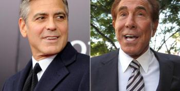 Casino Brawl: George Clooney And Steve Wynn Lock Horns
