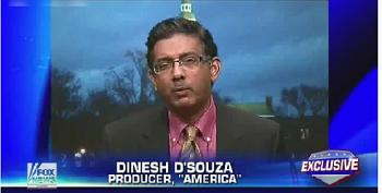Secret Recording Of Dinesh D'Souza By His Lover's Husband Might Sink Him